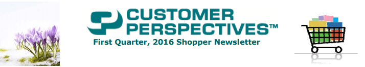 Mystery Shopper Newsletter Q1 2016 Banner